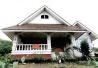 บ้านเดี่ยวหลุดจำนอง ธ.ธนาคารอาคารสงเคราะห์ เชียงราย แม่จัน สันทราย